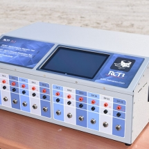 دستگاه تعیین نفوذپذیری بتن در برابر یون کلرید