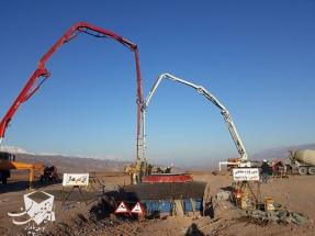 مراحل ساخت نیروگاه بادی سیاهوش با مشاوره شرکت سلمان