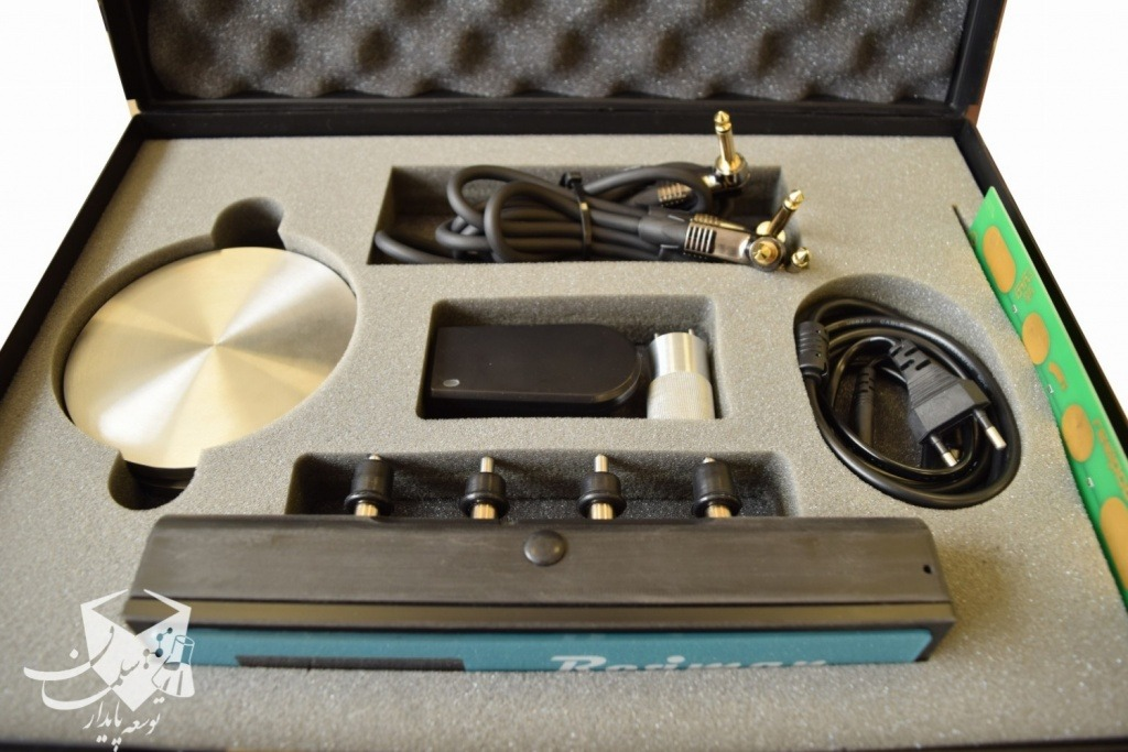 دستگاه مقاومت الکتریکی بتن