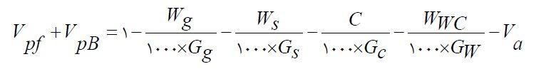 محاسبه مقدار خاکستر بادی و سرباره در طرح اختلاط بتن خود تراکم
